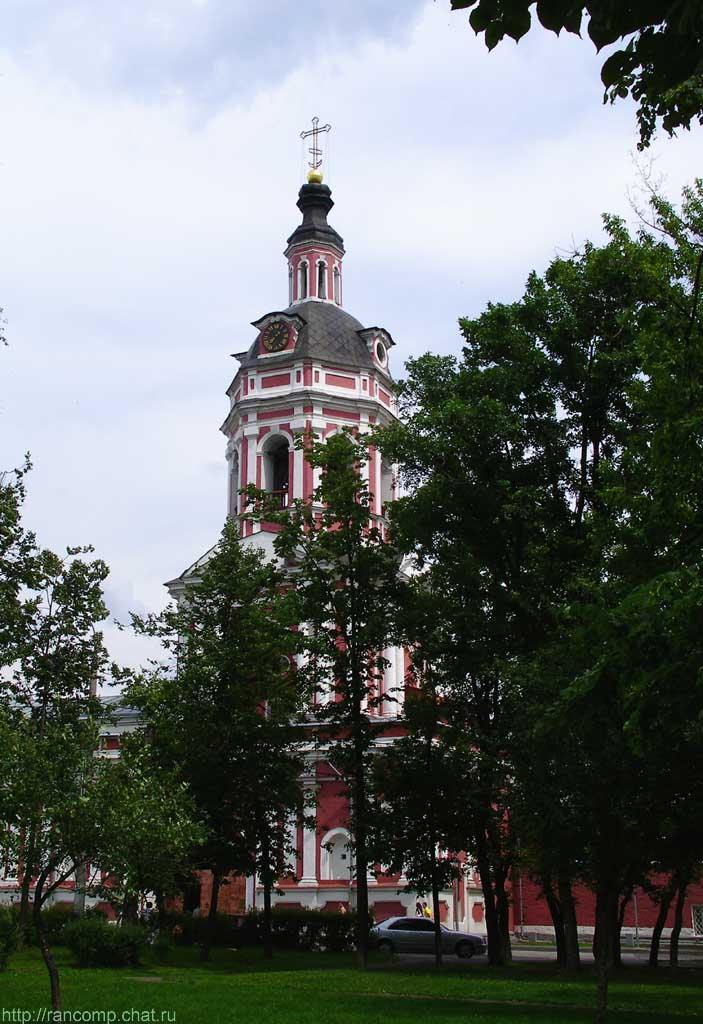 Шаболовская донской монастырь